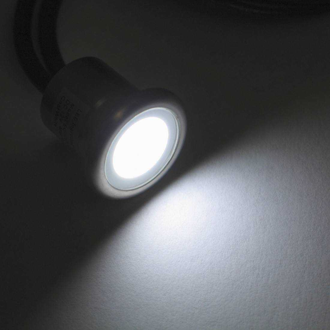 mini spot led ext 233 rieur balisage 28 mm