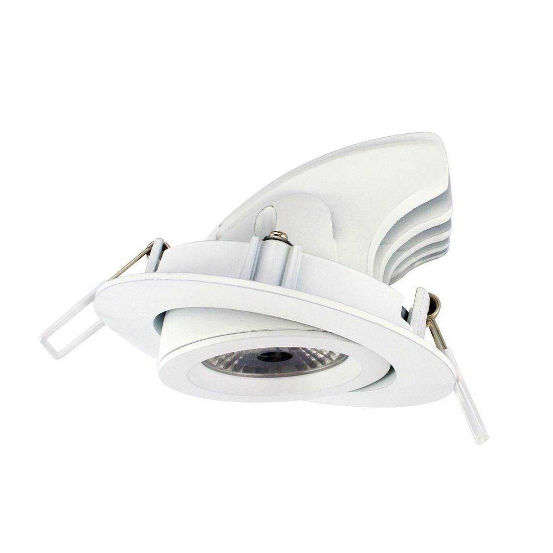 Spot LED encastrable escargot CREE 15W