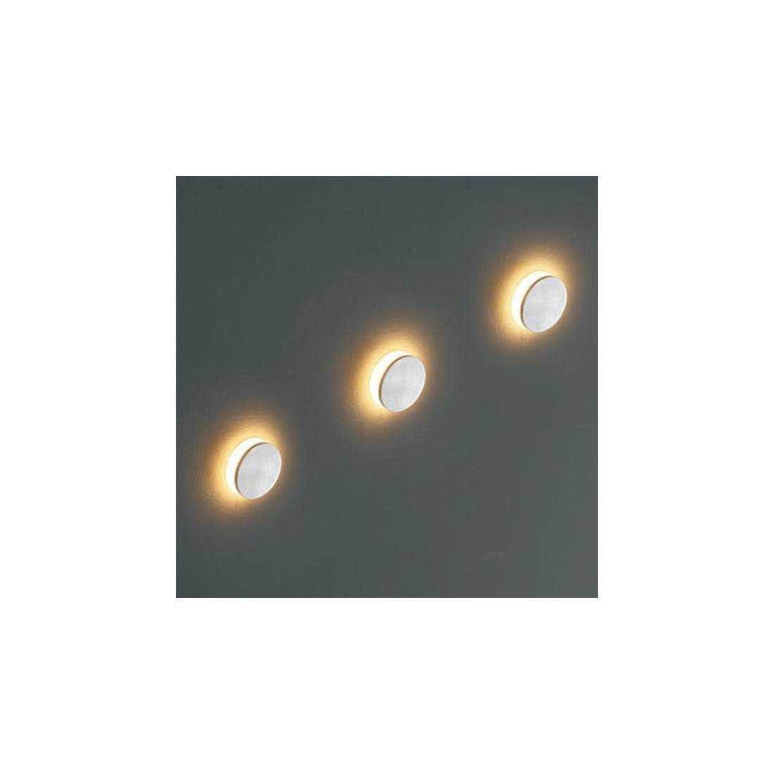 Balisage LED encastrable rond 1W