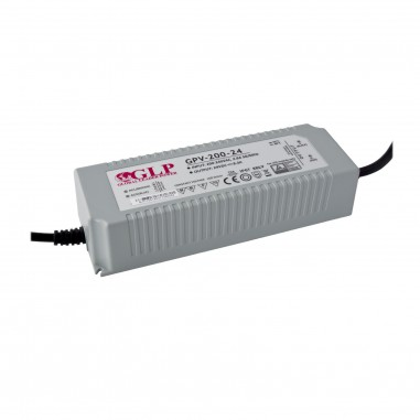 Alimentation LED IP67 200W 24V