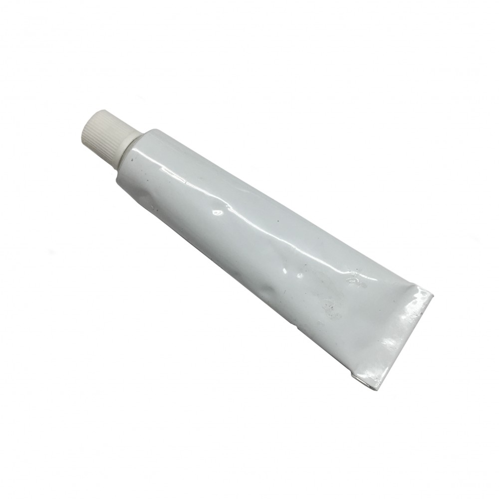 Tube colle silicone