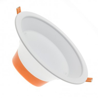 Spot LED encastrable fixe 90° 16W