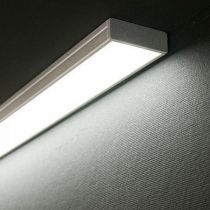 Barres LED en aluminium